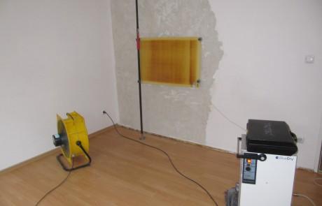 Bautrocknung - Gebäudeökologie Buchstaller
